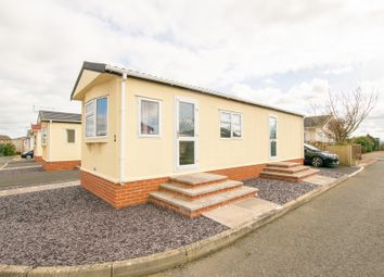 Thumbnail 2 bed mobile/park home for sale in 3 Cherrytree Park, Empire Way, Gretna, Dumfries & Galloway