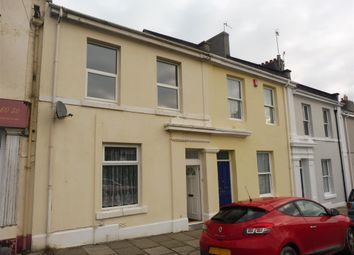 Thumbnail 1 bedroom flat to rent in Waterloo Street, Stoke, Plymouth