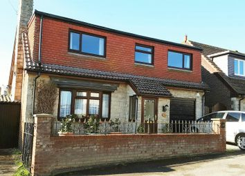 Thumbnail 4 bed detached house for sale in Browns Crescent, Chickerell, Weymouth
