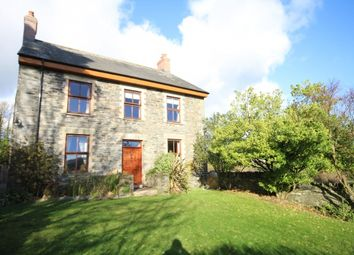 Thumbnail 4 bed detached house for sale in Delabole