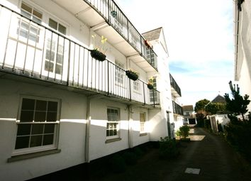 Thumbnail 1 bed flat to rent in Underhill Terrace, Topsham, Exeter