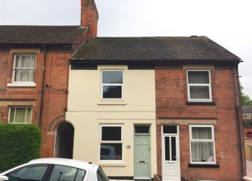 Thumbnail 2 bed cottage for sale in Scalpcliffe Road, Burton-On-Trent