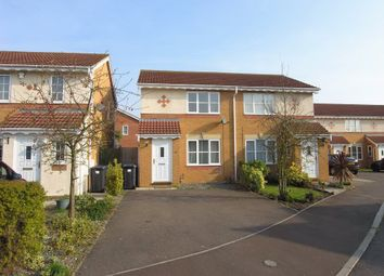 Thumbnail 2 bed semi-detached house to rent in Alder Drive, Huntingdon, Cambridgeshire