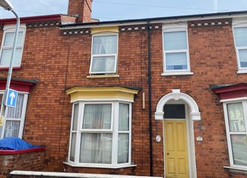 Thumbnail 4 bed terraced house for sale in Claremont Street, Lincoln