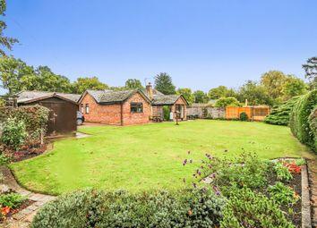 Crown Road, Edenbridge TN8. 3 bed detached bungalow for sale