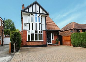 Thumbnail 3 bed detached house for sale in Anlaby Park Road South, Hull