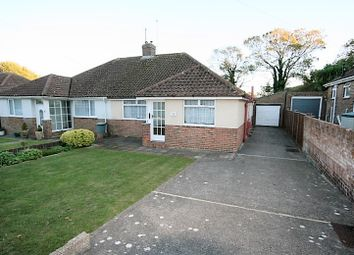 Thumbnail 2 bed semi-detached bungalow for sale in Meadow Close, Rottingdean, Brighton
