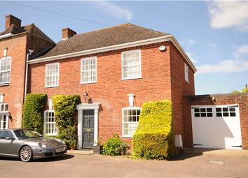 Thumbnail 4 bed semi-detached house for sale in Shuthonger, Tewkesbury, Gloucestershire