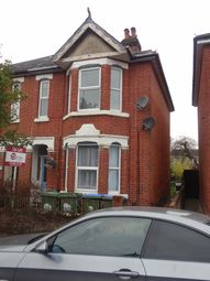 Thumbnail 2 bed maisonette to rent in Hazeleigh Avenue, Southampton