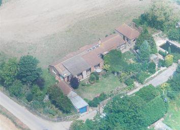 Thumbnail 3 bed bungalow for sale in Cowgate Lane, Hawkinge, Folkestone, Kent