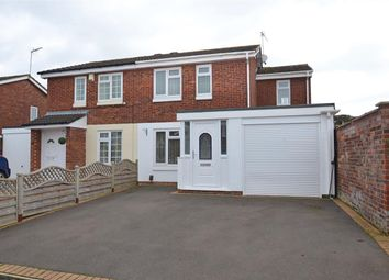 Thumbnail 3 bed semi-detached house for sale in Birchfields Close, Stone