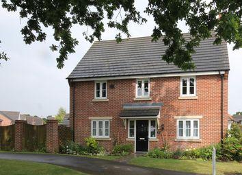 Thumbnail 4 bed detached house for sale in Sandy Lane, Farnborough