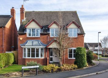 4 bed detached house for sale in Hawkhurst Drive, Hillo Ridware, Rugeley WS15