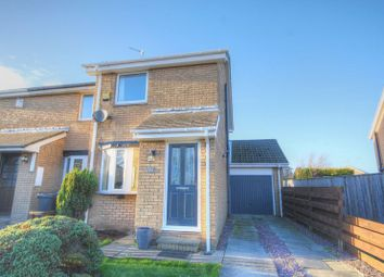 Thumbnail 2 bed terraced house for sale in Castle Way, Pegswood, Morpeth