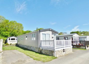 Thumbnail Mobile/park home for sale in Pennsylvania Road, Portland, Dorset