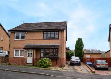 Thumbnail 2 bedroom semi-detached house to rent in Wick Avenue, Airdrie, North Lanarkshire