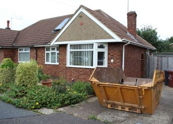 Thumbnail 2 bed semi-detached bungalow for sale in Orchard Way, Duston Village, Northampton