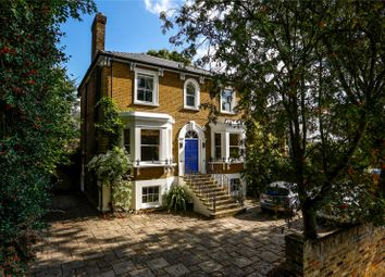 Thumbnail 4 bed detached house for sale in Queens Road, Kingston Upon Thames