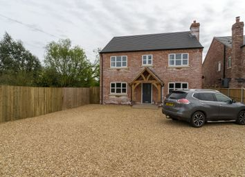Thumbnail 4 bed detached house for sale in Main Road, Terrington St. John, Wisbech