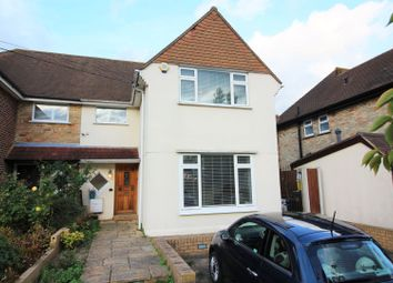 Thumbnail 3 bed semi-detached house for sale in Alexandra Road, Benfleet