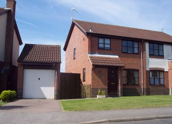 Thumbnail 3 bed semi-detached house to rent in Houghton Drive, Oulton Broad, Lowestoft