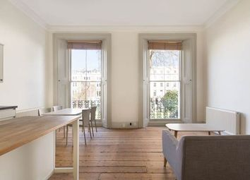 Thumbnail 1 bedroom flat to rent in Leinster Square, London