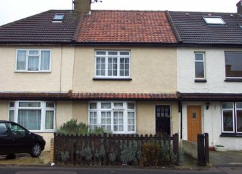 Thumbnail 2 bed terraced house to rent in Cranborne Road, Hoddesdon, Hertfordshire