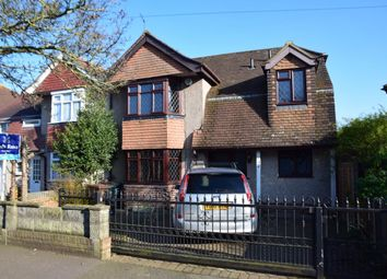 Thumbnail 5 bed semi-detached house for sale in Lingfield Avenue, Dartford