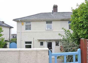 3 bed semi-detached house for sale in Western Drive, Plymouth PL3