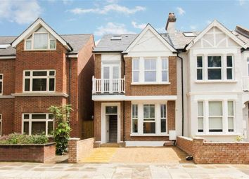 Thumbnail 3 bed semi-detached house to rent in Cumberland Road, London