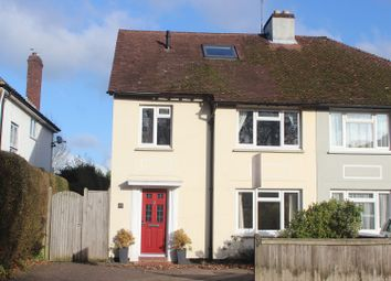 Thumbnail 5 bed semi-detached house for sale in Yew Tree Road, Tunbridge Wells