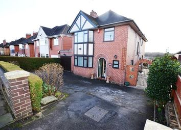 Thumbnail 4 bed detached house for sale in Lancaster Road, Newcastle, Newcastle