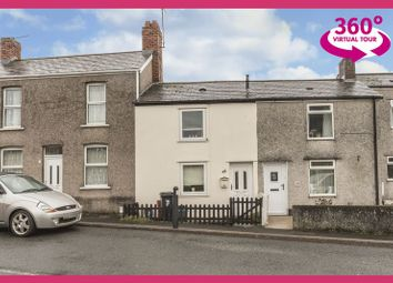 Thumbnail 1 bedroom terraced house for sale in St. Johns Crescent, Rogerstone, Newport
