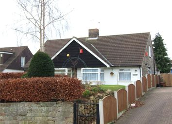 Thumbnail 3 bedroom semi-detached bungalow for sale in Beamhurst, Lodge Lane, Spondon