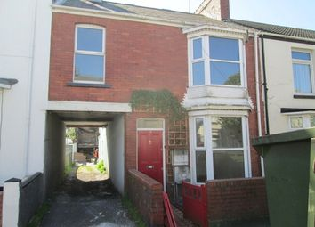 Thumbnail 3 bed flat to rent in First Floor Flat, 77 St Helens Avenue, Brynmill, Swansea.