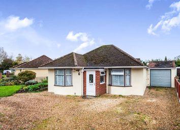 Thumbnail 3 bed detached bungalow for sale in Stonebridge Road, Steventon, Abingdon