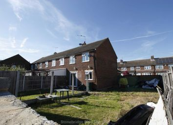 Thumbnail 3 bed end terrace house for sale in Frinton Road, Collier Row, Romford