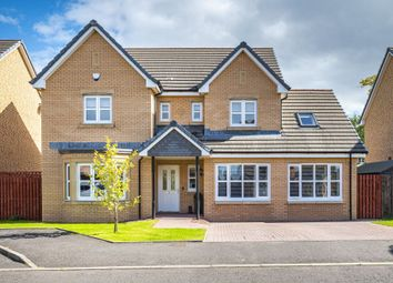 Thumbnail 4 bed detached house for sale in 19 Linnet Drive, Woodilee Village