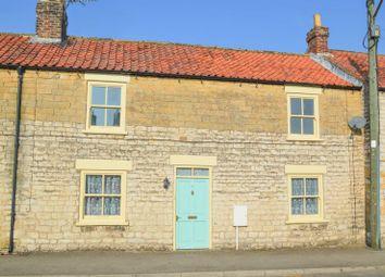 Thumbnail 2 bed terraced house for sale in Blacksmiths Yard, Broughton, Malton