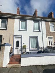 2 bed terraced house for sale in Murray Road, Milford Haven, Pembrokeshire SA73