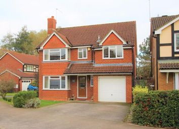 Thumbnail 4 bed detached house for sale in Waverley Way, Wokingham