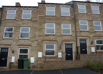Thumbnail 4 bed terraced house to rent in Woodland View, Thongsbridge, Holmfirth