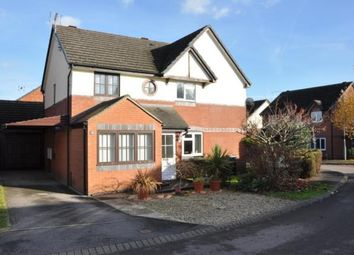 Thumbnail 2 bed semi-detached house for sale in Lingfield Close, Chippenham, Wiltshire