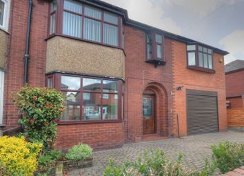 Thumbnail 5 bed semi-detached house for sale in Woodland Avenue, Farnworth, Bolton