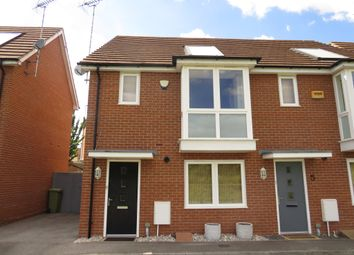 Thumbnail 2 bedroom semi-detached house for sale in Lowery Crescent, Oxley Park, Milton Keynes