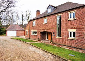 Thumbnail 5 bed detached house for sale in Bath Lane, Moira, Swadlincote