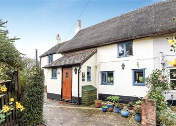 Thumbnail 2 bed semi-detached house for sale in Manor Road, Stourpaine, Blandford Forum