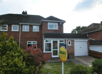 Thumbnail 3 bed property for sale in Binton Road, Shirley, Solihull