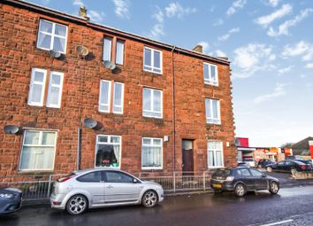 Thumbnail 1 bedroom flat for sale in Townend Road, Dumbarton