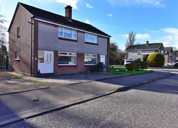 Thumbnail 2 bed semi-detached house for sale in Morar Road, Crossford